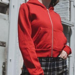 Brand Melville Crystal hoodie